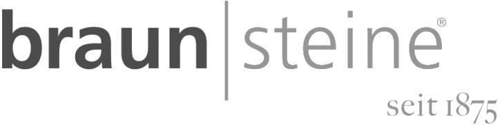 Logo braun-steine GmbH