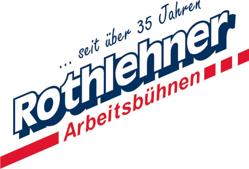 Logo Rothlehner Arbeitsbühnen GmbH